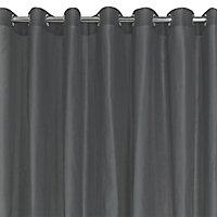 Voilage Olympe gris 280 x 240 cm