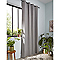 Rideau thermique gris clair 135 x 240 cm