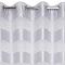 Voilage Calypso gris clair 140 x 240 cm