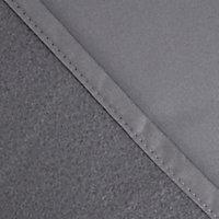 Rideau thermique stop cold gris foncé 135 x 240 cm