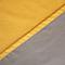 Rideau occultant thermique jaune 135 x 240 cm