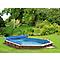 Enrouleur pour piscines hors-sol de 2,44m à 6,32m de largeur