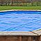 Bâche à bulles été Sunbay pour piscine Jasmin 5,35 x 3,35 m