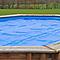Bâche à bulles pour piscine Kariba 6,37 x 4,12 m