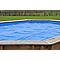 Bâche à bulles Sunbay pour piscine Blanca 8,72 x 4,72 m
