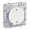 Commande de VMC Schneider electric Odace Blanc