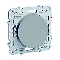 Va et Vient Schneider electric Odace Aluminium
