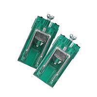 2 griffes de fixation SCHNEIDER ELECTRIC Unica