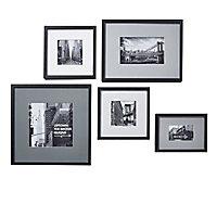 Set d'images encadrées New York City 69 x 74 cm