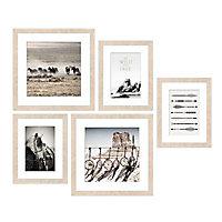 Set d'Images encadrées Pampa 54 x 49 cm