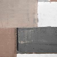 Toile imprimée Beige 75 x 75 cm