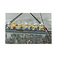 Laminage Minions 61 x 91,5 cm