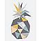 Toile imprimée Ananas 65 x 92,5 cm
