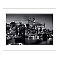 Affiche Pont de Brooklyn 2 40 x 50 cm