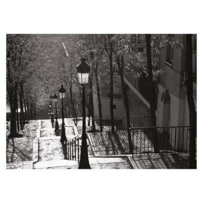 Affiche Escalier 30 x 40 cm