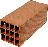 Brique creuse 20 x 20 x 50 cm