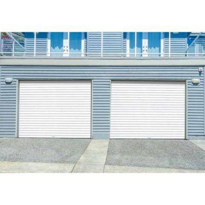 Porte de garage enroulable PROTECTA Opale blanche - L.240 x h.200 cm