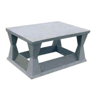 Aspirateur de cheminée en béton Sebicape 25 x 25 cm | Castorama