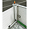 Motorisation de portail à vérins Somfy EXAVIA 500