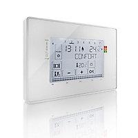 Thermostat programmable sans fil contact sec Somfy