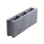Parpaing creux béton B40 10 x 20 x 50cm