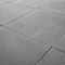 Dalle sablée gris 60 x 60 cm
