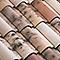 Faitière arêtier conique Oméga 10 vieux toit