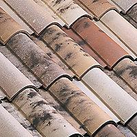 Rive individuelle à rabat gauche Oméga 10 vieux toit