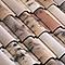 Rive individuelle à rabat droit Oméga 10 vieux toit