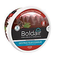 Destructeur d'odeurs Boldair cèdre 300g