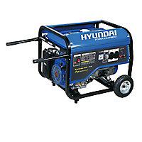 Groupe électrogène HYUNDAI HG4000R 4500W