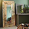 Miroir Wood 74 x 62 cm
