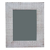 Cadre photo bois blanchi Wood 18 x 24 cm