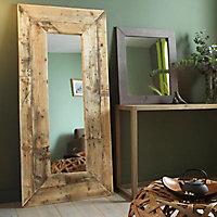 Miroir Wood 40 x 140 cm