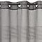 Voilage Celeste gris 140 x 240 cm