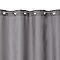 Rideau Snow gris 140 x 250 cm