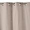 Rideau Josepha beige 140 x 240 cm
