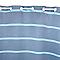 Rideau occultant Norasia Solenn bleu nuit 140 x 250 cm