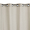 Rideau Cosy taupe 140 x 240 cm
