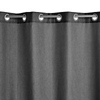 Rideau Cosy noir 140 x 240 cm