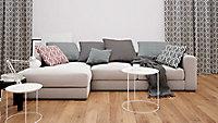Rideau Akim noir 140 x 240 cm