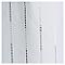 Voilage Calia blanc 140 x 240 cm