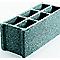 Parpaing creux béton B40 25 x 20 x 50cm