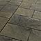 Dalle pavé Angulo gris 50 x 50 cm