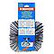 Hérisson de ramonage carré en acier 250 x 250 mm