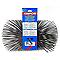 Hérisson de ramonage rectangulaire en acier Kibros 40 x 25 cm