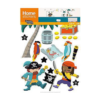 Sticker Pirates Castorama