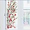 Sticker vitres XL Pommier du Japon