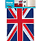 Sticker Union Jack