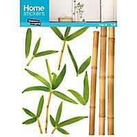 Sticker mur Bambou